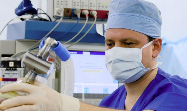 Врачи следят за состоянием больных коронавирусом