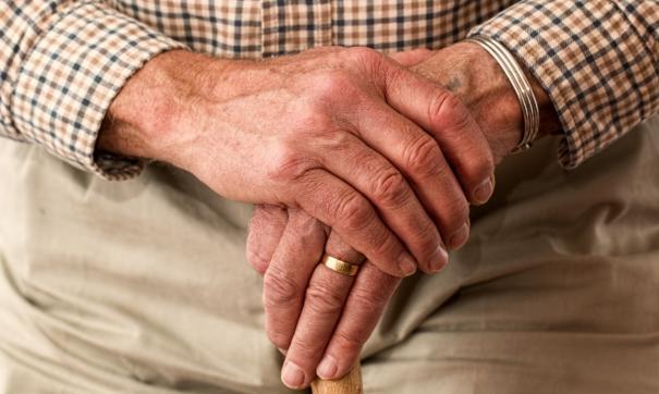 Помощь получат пенсионеры старше 65 лет