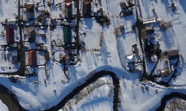 Всего установлено два десятка дамб в районе Бийска и райцентра Шипуново