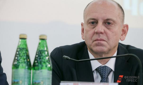 Дмитрия Пумпянского выдавили с международного рынка