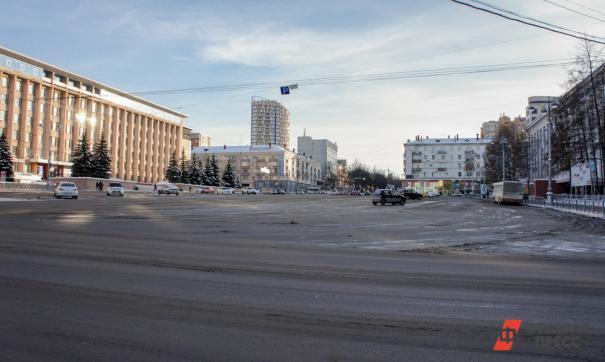 В Перми обрабатывают дорожные объекты