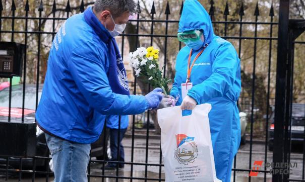 Более 1,5 млн россиян получили помощь от волонтеров