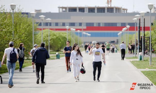 Города тюменской «матрешки» показали низкий уровень самоизоляции