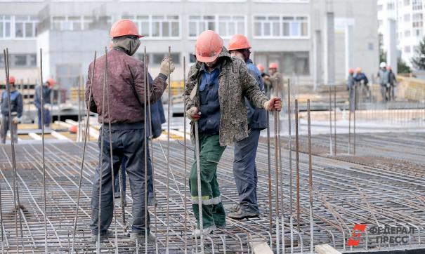 Социальные объекты на Ямале строят без отклонения от графика