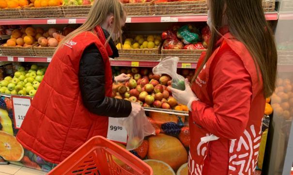 Преподаватели колледжа в Салехарде купили продукты для студентов на карантине