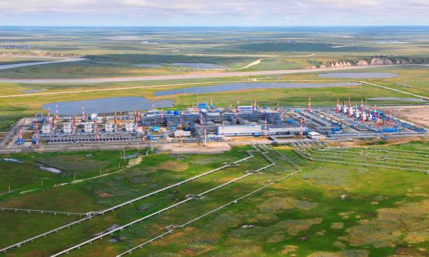 ХГиганты Ямала поделятся не только газом, но и  жидкими углеводородами