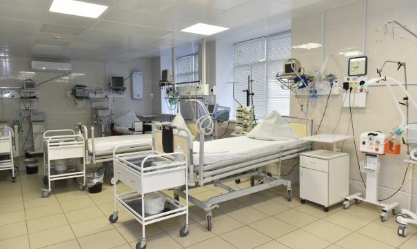 Число умерших от COVID-19 в Москве превысило 1,5 тысячи человек