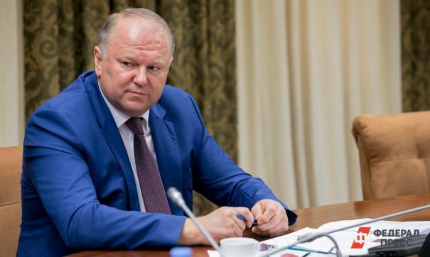 Полпред Николай Цуканов предложил включить отрасль ЖКХ в список сильно пострадавших из-за коронавируса