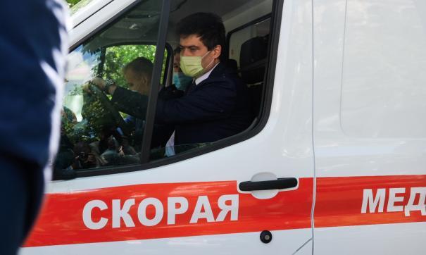 В Екатеринбурге в перспективе могут отказаться от аутсорса скорых