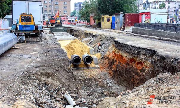В Екатеринбурге к предстоящему отопительному сезону поменяют тепловые сети