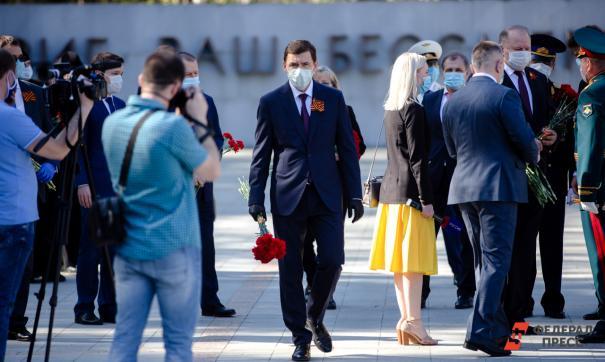 Свердловский губернатор Куйвашев объяснил, почему не может отпустить всех работать и гулять