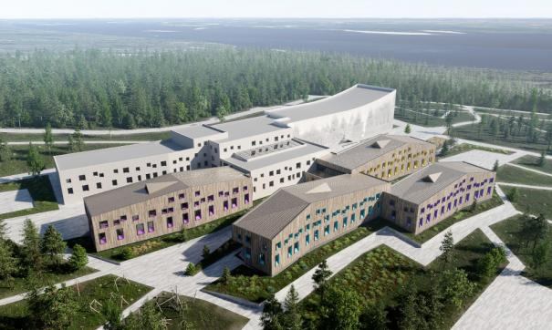 Детский центр «Полярная звезда» станет бриллиантом в новой системе образования Якутии