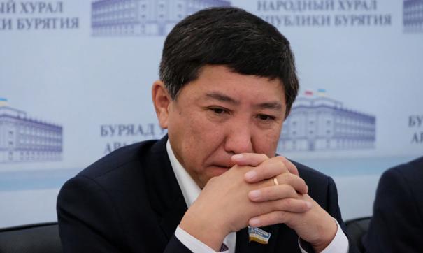 Баиру Жамбалову предъявили обвинение и лишили должности в Народном Хурале
