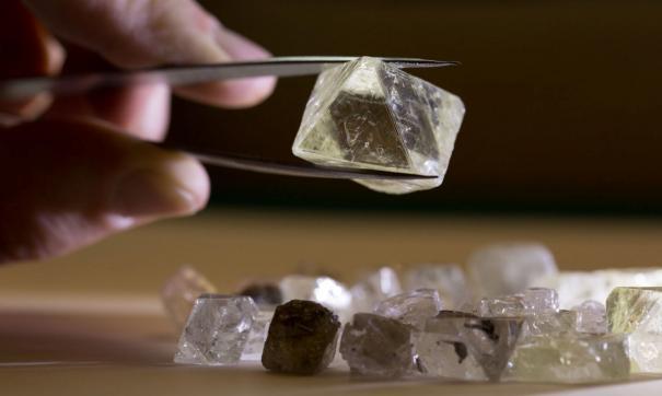 Якутская компания «Алроса» - это мировой лидер в добыче и обработке алмазов