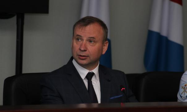 Вадим Холмогоров хорошо зарекомендовал себя на службе.