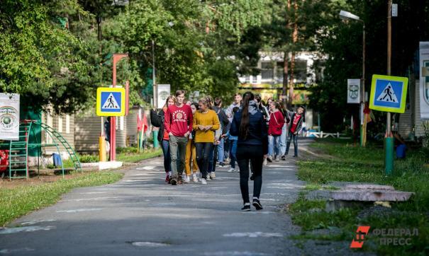 Свердловские загородные лагеря для школьников отроют 15 июня с соблюдением всех правил