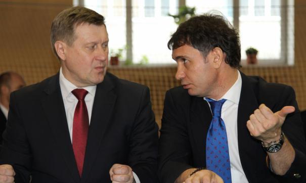 Мэр Новосибирска стал лидером апрельского медиарейтинга глав субъектов Сибири