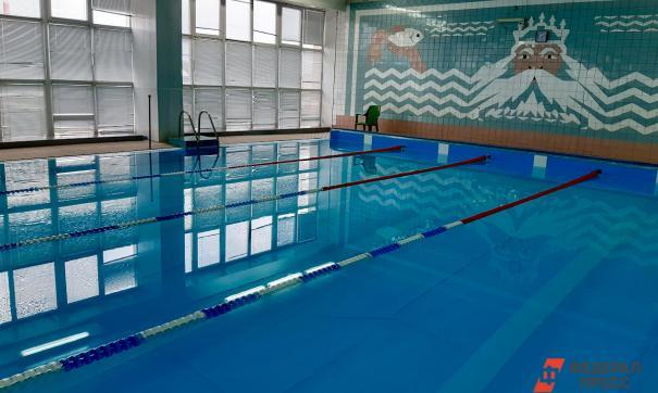 Единственный бассейн в Тайге будет при новой школе