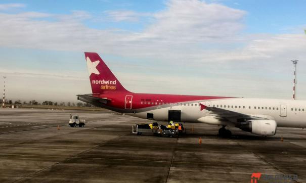 Самолеты Nordwind будут летать из Новокузнецка в Санкт-Петербург