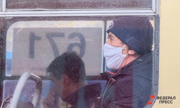 Томских маршрутчиков будут наказывать за несоблюдение масочного режима