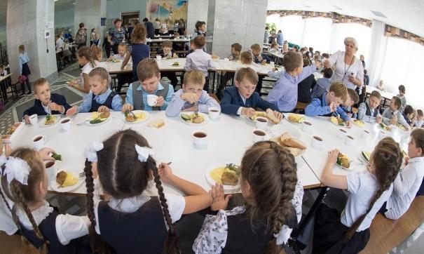 В 6 из 10 школ региона нет цехов или комбинатов школьного питания
