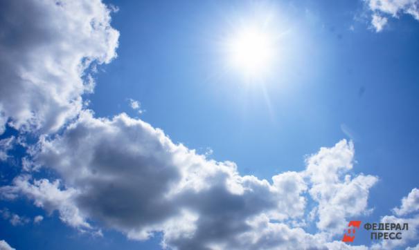 Такой жары в мае тюменцы не видели давно