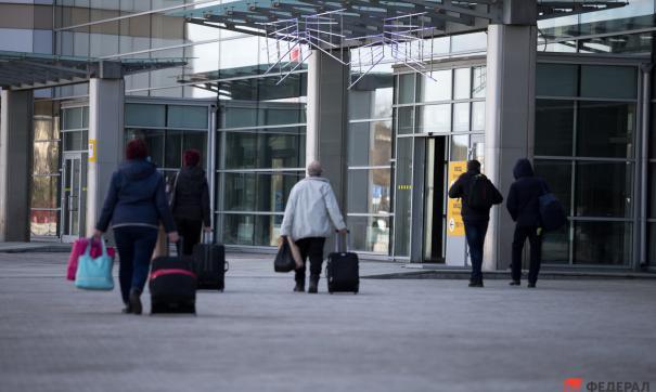 Внутренний туризм стартует в России с первого июня