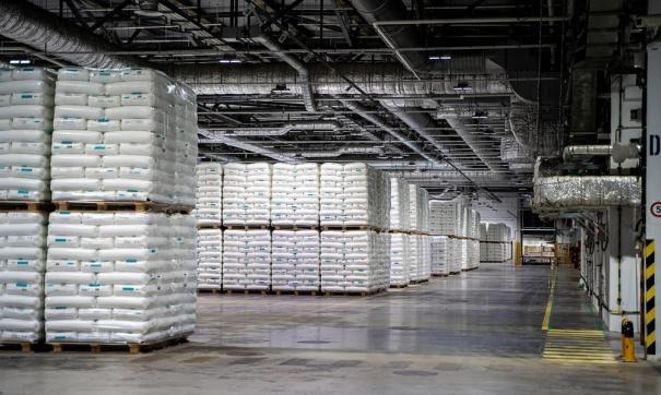 Предприятие планирует производить до 3 миллионов тонн материалов в год