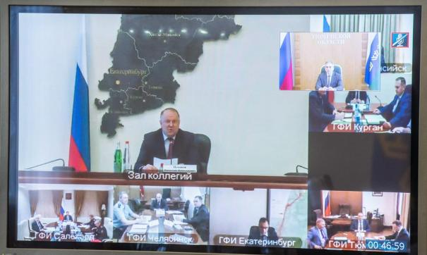 Глава региона принял участие в заседании антикоррупционного совета по противодействию коррупции