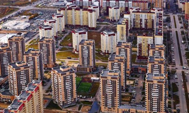 В Тюменской области и на Ямале построили меньше жилья, чем в 2019 году