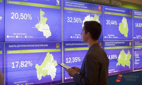 Введение системы электронного голосования вызывает опасения