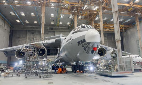 На авиастроительном заводе возник конфликт между сотрудниками и руководством