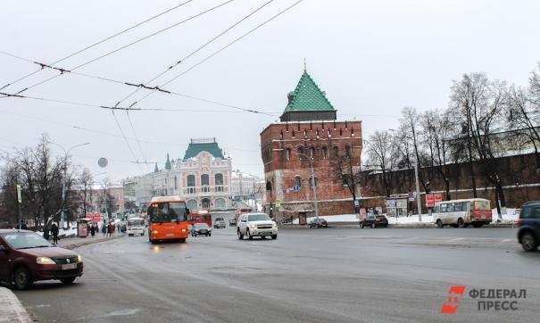 Нижегородский кремль отреставрируют в рамках подготовки к юбилею