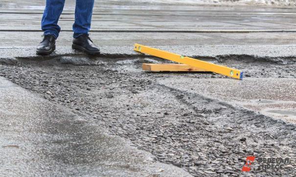 В течение года должны отремонтировать 200 участков дорог