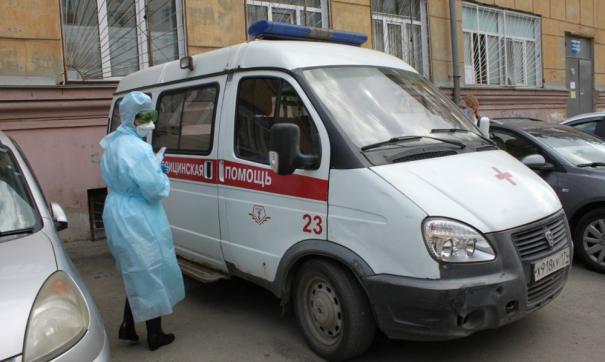 Ранее работники скорой помощи были возмущены слишком маленькими выплатами за работу с коронавирусными больными