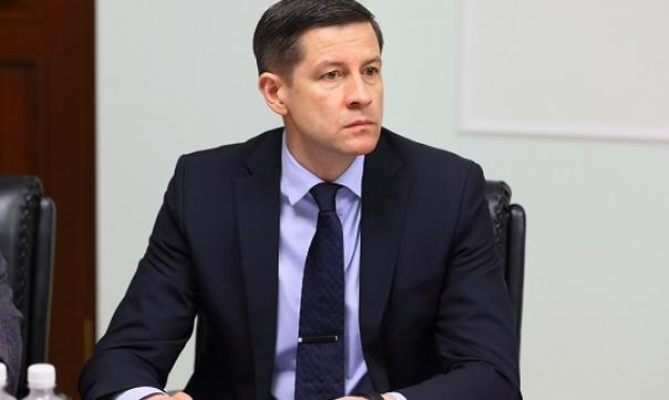 Вице-губернатор Егор Ковальчук рассказал о мерах поддержки бизнеса