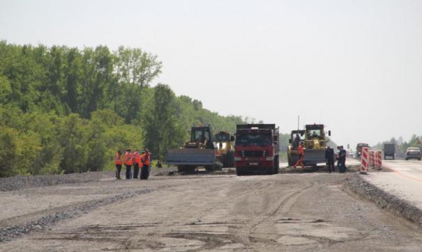 Продолжится реконструкция трассы на Ленинск-Кузнецкий и крупных магистралей Новосибирска