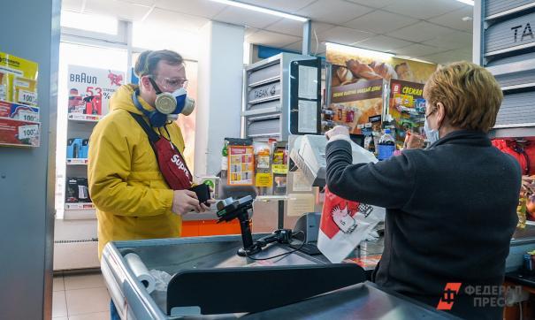 Минпромторг: продавцы имеют право не обслуживать покупателей без масок