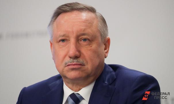 Беглов подтвердил информацию о причинах трагедии в больнице Петербурга
