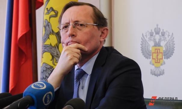 Креков: Свердловская область достигла пика распространения коронавируса