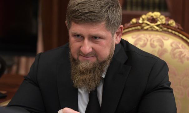 У Рамзана Кадырова подозревают коронавирусную инфекцию