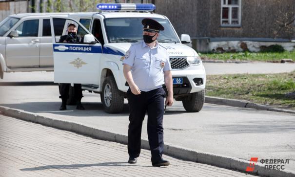 Соблюдение режима самоизоляции контролирует полиция