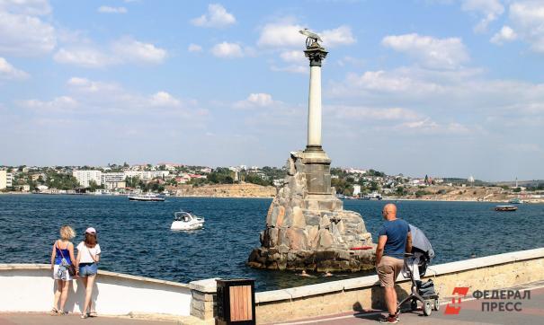 В Севастополе пока не ждут туристов