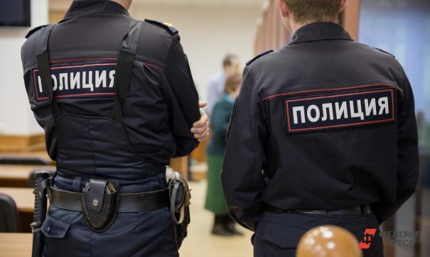 Администратор паблика «Омбудсмен полиции» задержан.