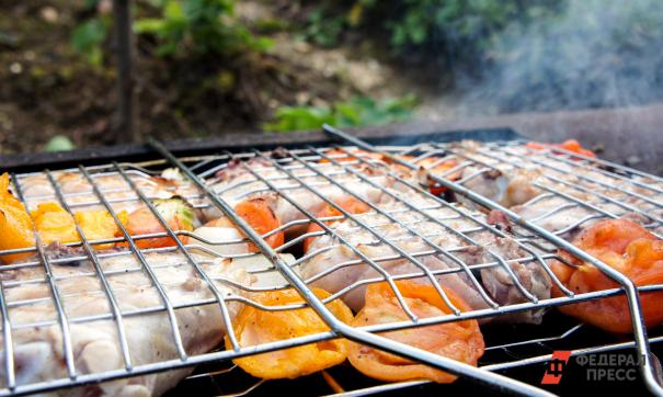 Шашлык рекомендовано готовить из курицы