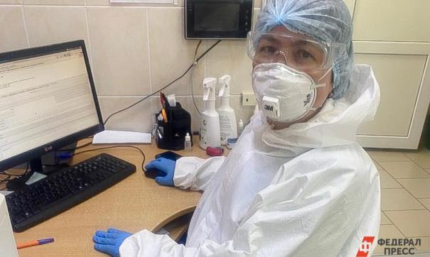 Мобильный госпиталь на месторождении в Якутии работает
