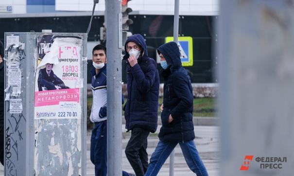 Павел Креков связал инфекции со скученностью мигрантов