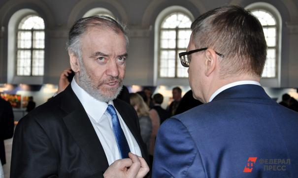 Свердловские власти ведут переговоры с известным дирижером