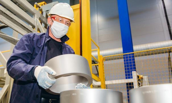 Титановые полуфабрикаты остаются востребованными