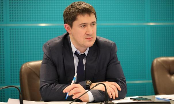 Эксперты подведут промежуточные итоги работы Дмитрия Махонина